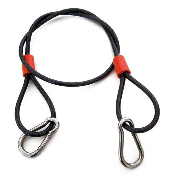 Picture of Autosport Secondary Bonnet Cable