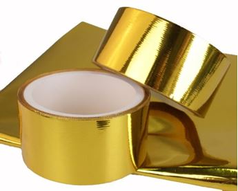 Picture of Gold Heat Reflective Tape