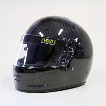 Picture of Velo Helmet SA2015 Carbon Full Face
