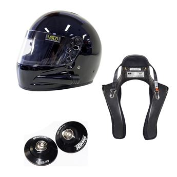 Picture of Velo Forced Air Helmet HANS Package