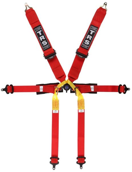 Picture of TRS Newpro Superlight 6 pt Single Seat Harness