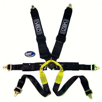 Picture of Velo Single Seater 6pt Harness