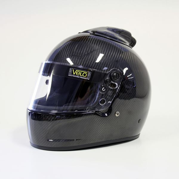 Picture of Velo Helmet SA2015 Carbon Top Forced Air