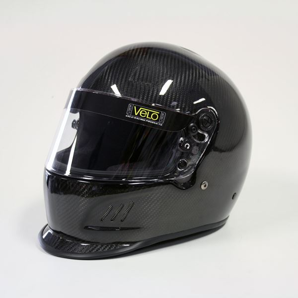 Picture of Velo Helmet SA2015 Carbon Duckbill