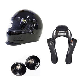 Picture of Velo Duckbill Helmet HANS Package