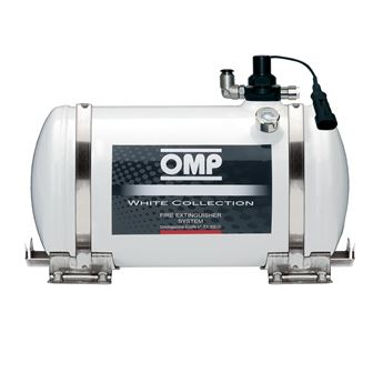 Picture of OMP Aluminium Electric Extinguisher System CESAL2