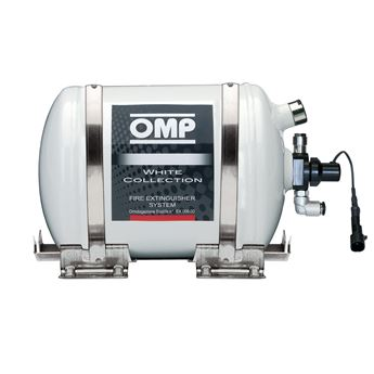 Picture of OMP Aluminium Electric Formula Car Extinguisher System CEFAL2