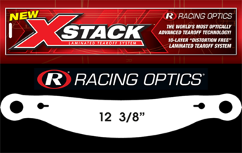 Picture of Racing Optics X-Stack Tear Offs