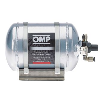 Picture of OMP Platinum 2.5kg Electric Extinguisher System CESAL3