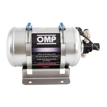 Picture of OMP Platinum 1.8kg Electric Formula Car Extinguisher System CEFAL3