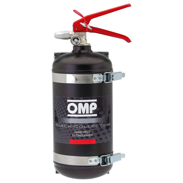 Picture of OMP Steel 2.4lt Hand Held Fire Extinguisher CAB/319